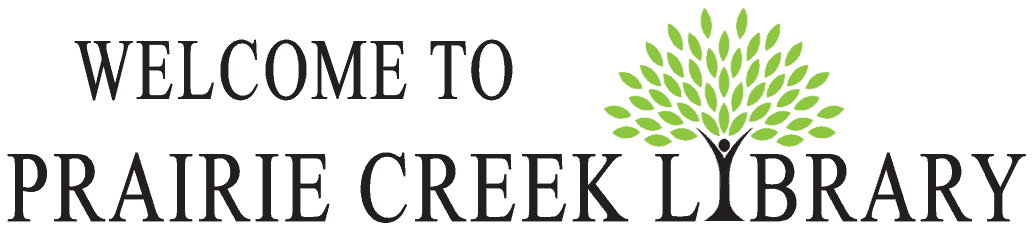 Prairie Creek Library Logo